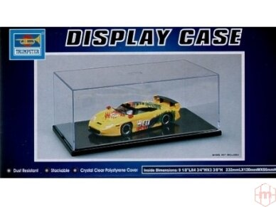 Trumpeter - Display case, for 1/24 scale kits, 09813