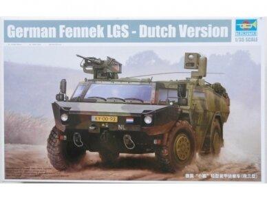 Trumpeter - German Fennek LGS-Dutch Version, Scale: 1/35, 05533