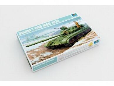 Trumpeter - Soviet T-64B MOD 1975 , Mastelis: 1/35, 01581 2
