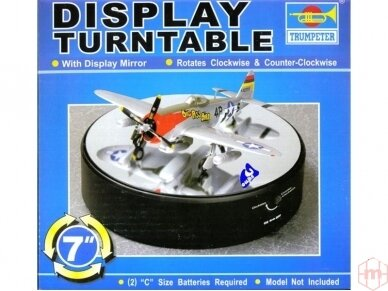 Trumpeter - Turn Table, 09835