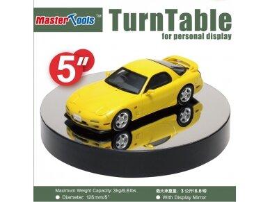 Trumpeter - Turn Table, 09836