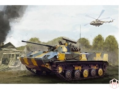 Trumpeter - Russian BMD-3 Airborne Fighting Vehicle, 1/35, 09556 2