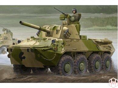 Trumpeter - Nona-SVK 120mm Self-propelled Mortar System, 1/35, 09559 2