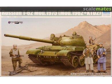 Trumpeter - Russian T-62 Mod.1975, Mastelis: 1/35, 01551