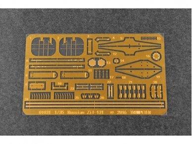Trumpeter - Russian ZiL-131, Mastelis: 1/35, 01031 9
