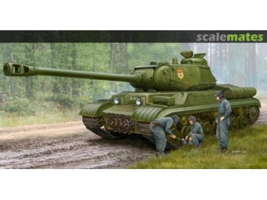 Trumpeter - Soviet JS-2M Heavy Tank-Early, Scale: 1/35, 05589