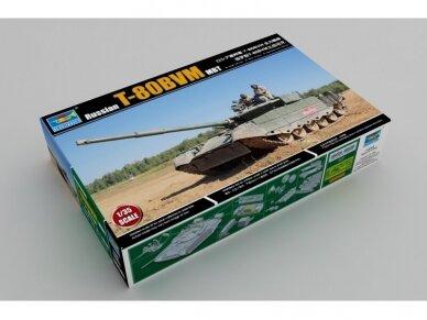 Trumpeter - T-80BVM MBT, 1/35, 09587