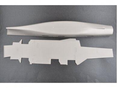 Trumpeter - USS Kitty Hawk CV-63, Mastelis: 1/350, 05619 6