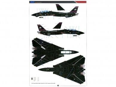 AMK - Grumman F-14D Super Tomcat, 1/48, 88007 27