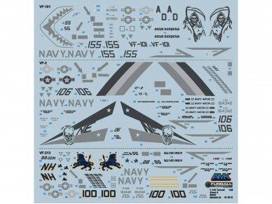 AMK - Grumman F-14D Super Tomcat, 1/48, 88007 2