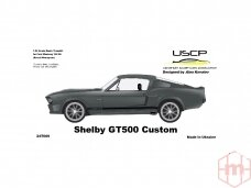 USCP - Shelby GT500 Eleanor, 1/24, 24T009