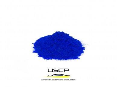 USCP - Flocking powder Blue, 24A041 2