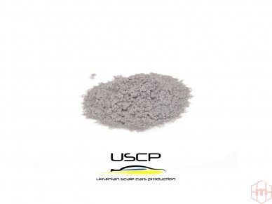 USCP - Flocking powder Light Grey, 24A035 2