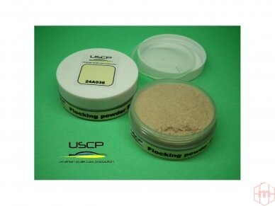 USCP - Flocking powder Beige, 24A036