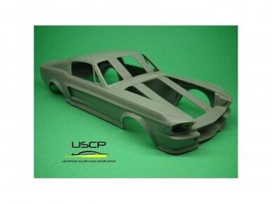 USCP - Shelby GT500 Eleanor, 1/24, 24T009 14