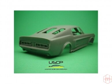 USCP - Shelby GT500 Eleanor, 1/24, 24T009 15