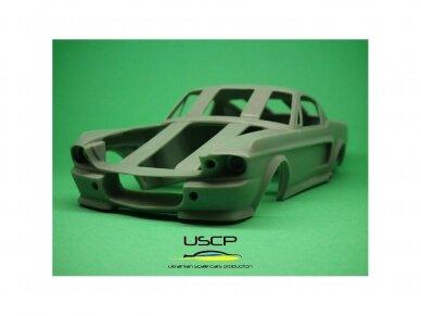 USCP - Shelby GT500 Eleanor, 1/24, 24T009 16