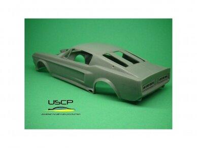 USCP - Shelby GT500 Eleanor, 1/24, 24T009 17