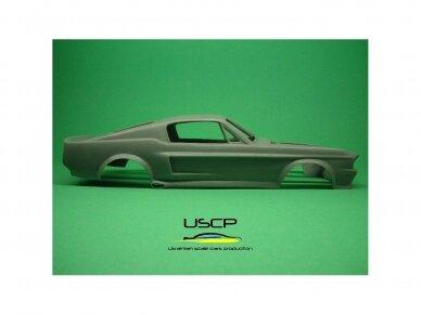 USCP - Shelby GT500 Eleanor, 1/24, 24T009 18