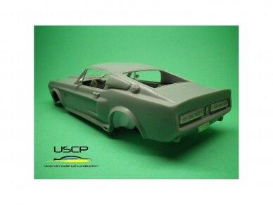 USCP - Shelby GT500 Eleanor, 1/24, 24T009 3