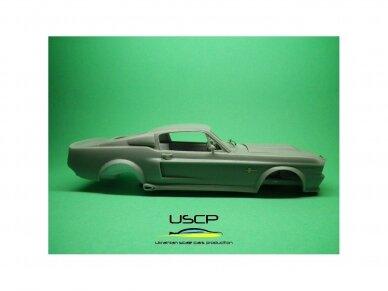 USCP - Shelby GT500 Eleanor, 1/24, 24T009 4
