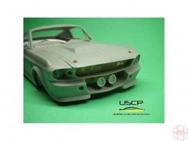 USCP - Shelby GT500 Eleanor, 1/24, 24T009 6