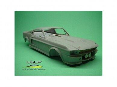 USCP - Shelby GT500 Eleanor, Mastelis: 1/24, 24T009 7