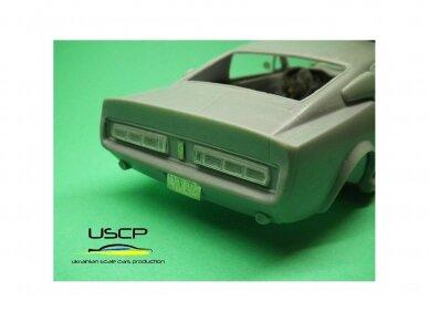 USCP - Shelby GT500 Eleanor, 1/24, 24T009 7