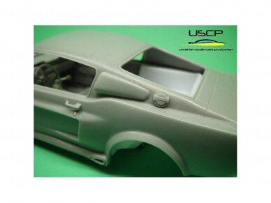 USCP - Shelby GT500 Eleanor, 1/24, 24T009 8