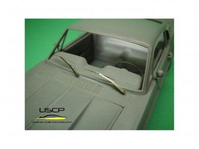 USCP - Shelby GT500 Eleanor, 1/24, 24T009 9