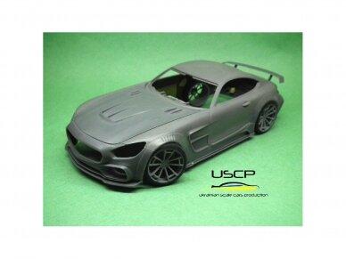 USCP - Mansory AMG GT-S TransKIT, 1/24, 24T037 3