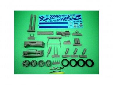 USCP - Nissan Skyline GTR (R34) Fast And Furious 2, 1/24, 24T034 9