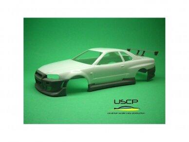 USCP - Nissan Skyline GTR (R34) Fast And Furious 2, 1/24, 24T034 10