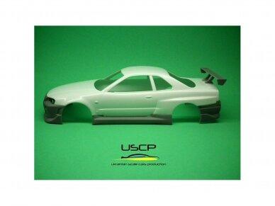USCP - Nissan Skyline GTR (R34) Fast And Furious 2, 1/24, 24T034 11