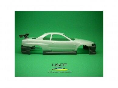USCP - Nissan Skyline GTR (R34) Fast And Furious 2, 1/24, 24T034 14