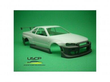 USCP - Nissan Skyline GTR (R34) Fast And Furious 2, 1/24, 24T034 15