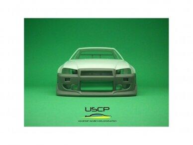USCP - Nissan Skyline GTR (R34) Fast And Furious 2, 1/24, 24T034 16