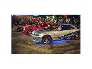 USCP - Nissan Skyline GTR (R34) Fast And Furious 2, 1/24, 24T034 17