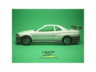 USCP - Nissan Skyline GTR (R34) Fast And Furious 2, 1/24, 24T034 3
