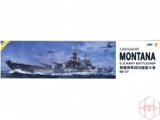 Very Fire - USS Montana BB-67 Deluxe Version, Scale: 1/350, 350913DX