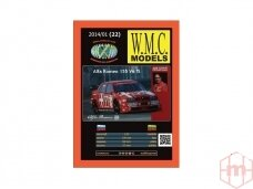 WMC - Alfa Romeo 155 V6 Ti, Scale: 1/25, 22