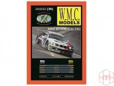 WMC - BMW GTR, Mastelis: 1/25, 39