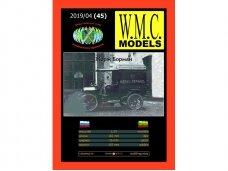 WMC - Žorž Borman, Scale: 1/25, 45