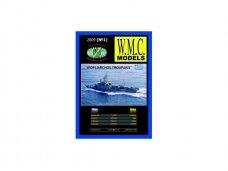 WMC - Ipopliarhos Troupakis Laser karkas, Scale: 1/100, 1-1
