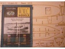WMC - Buksiras MVS Laser karkas, Scale: 1/100, 32-1