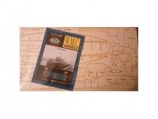 WMC - Partizanas Laser karkas, Scale: 1/100, 10-1