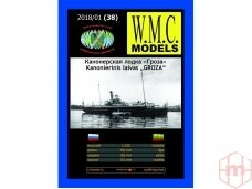WMC - GROZA, Scale: 1/100, 38