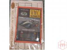 WMC - Caterham-Lola SP300R Laser karkas, 1/25, 27-1