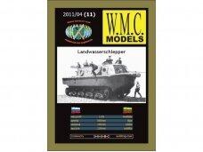 WMC - Landwasserschlapper, Mastelis: 1/25, 11