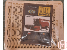 "WMC - Combine harvester ""Palesse GS12"" Laser karkas, 1/25, 46-1"